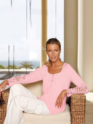Together Crochet Chic Top - Image 1 of 3