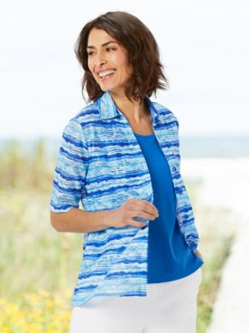 Seaside Stripe Shirt