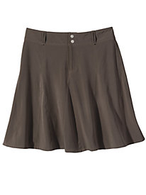 Transport Solid Skort