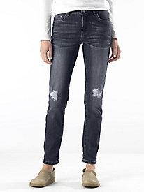 Sahalie Signature Boyfriend Jeans