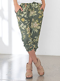 Chaser Floral Joggers
