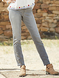 JAG Nora Skinny Knit Pull On Jeans