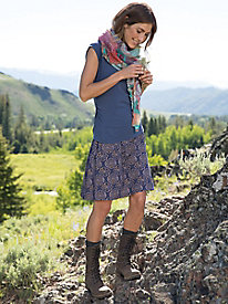 Above-the-Knee Bella Coola Skirt