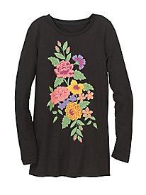 Saturday Market™ Long Sleeve Tunic