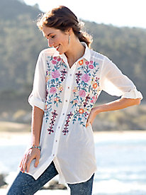 Laura Embroidered Blouse
