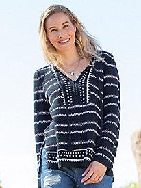 Fall Baja Sweater