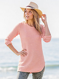 Your Best Bet Lightweight Tunic Sweater