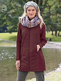 Powdertop Quilted Coat