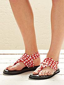 Sanuk Print Yoga Sling Sandals
