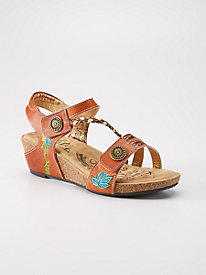 Corkys Petite Wedge Sandals