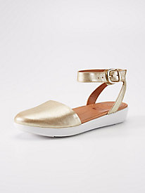 Fitflop Cova™ Ankle Strap Wedge