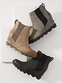 Sorel Joan of Arctic Wedge Chelsea Boot