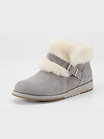 EMU Oxley Fur Cuff Ankle Boot