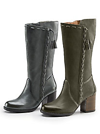 Bussola Medford Chain Stitch Boots