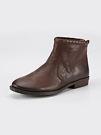 OTBT Tilton Zip Back Ankle Boot