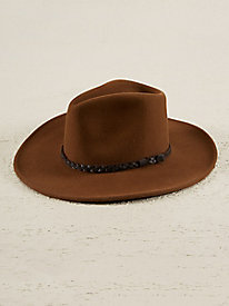 Bollman Braided Banded Hat