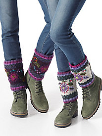 Lost Horizons Boot Cuffs
