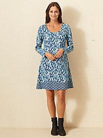 Little Best Print Dress