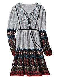 Sugar & Spice Knit Dress