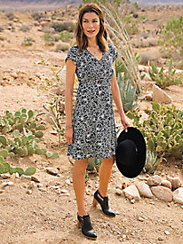 Above the Knee Bella Coola Dress