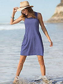 Sporty Side Pocket Dress