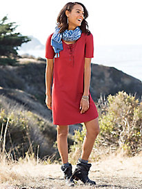 Aventura Kaiya Tie Front Dress