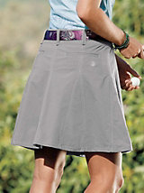Split Skirts, Skorts and Culottes