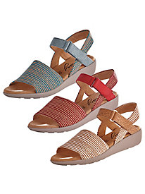 Kala Wedge Sandals by Easy Spirit®