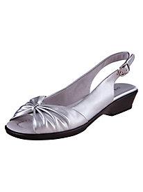 Peeptoe Sling Sandals by Easy Street®