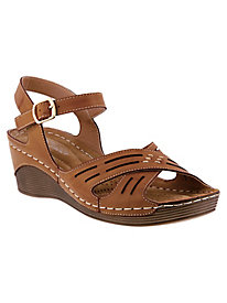 Demi Wedge Sandals From Patrizia By Spring Step®