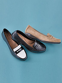 Daly Penny Moc Loafer By Soft Style®