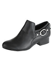 Ava Slip-On Booties By Classique®