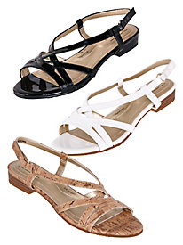 Maisy Sandals by Soft Style®