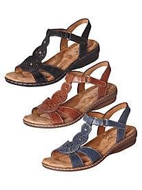 Barton Sandals By Natural Soul®