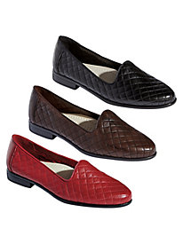 Liz Quilted Loafers by Trotters®