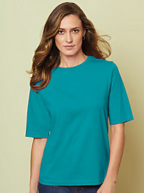 Essential Elbow-Sleeve Tee by Old Pueblo Traders