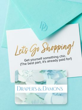 Drapers Gift Card