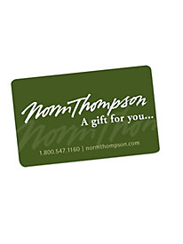 Norm Thompson Gift Card
