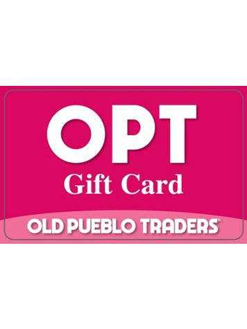 Old Pueblo Traders Gift Card