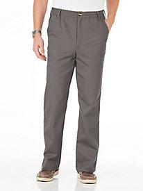 31e987ab Haband Men's Elastic Waist Jeans, Dress Pants & Cargo Pants   Haband