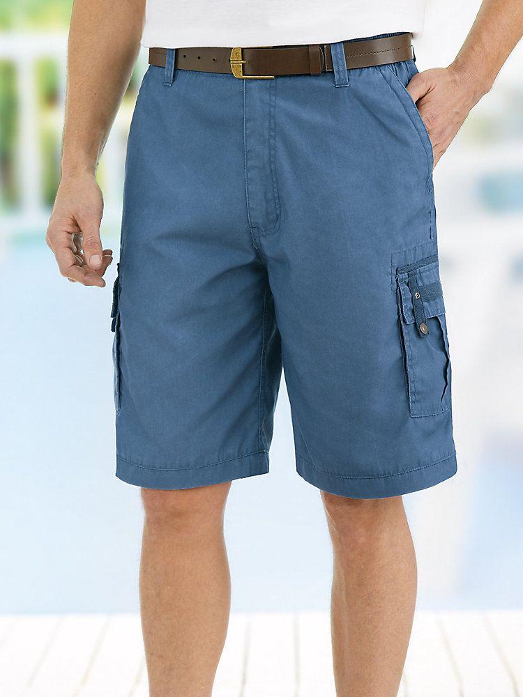 Men's Mountaineer 10 Pocket Cargo Shorts