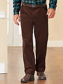 Stone Creek™ Side Elastic Corduroy Jeans