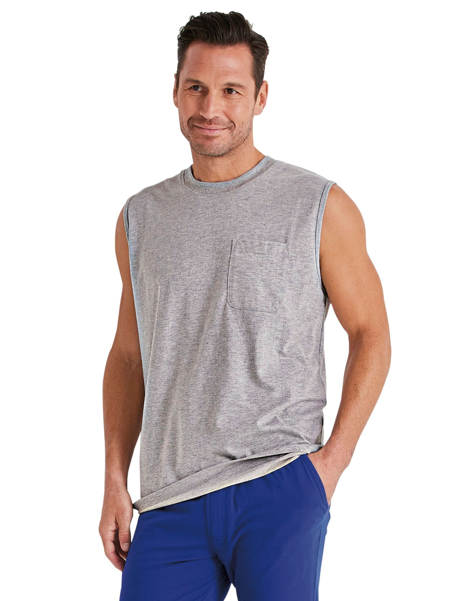 Shorts and Shirt with Pocket
