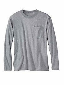 10fdafe7a7ad Haband Men's Long Sleeve Knit Shirts & Knit Pullovers for Men | Haband