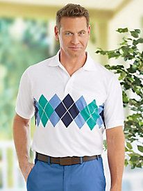 1950s Style Mens Shirts The Speyside Polo $12.99 AT vintagedancer.com