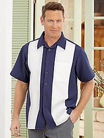 1950s Style Mens Shirts The Earl Camp Shirt $16.99 AT vintagedancer.com