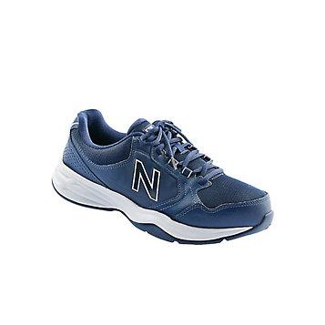 e1eeb2bd1c764 New Balance® Men's Leather Walking Sneakers. Item Number: 41C
