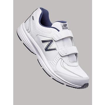 New Balance® Men's Leather Walking Sneakers