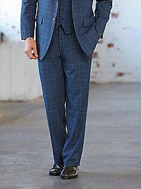 1950s Style Men's Pants Gabardine Slacks $20.99 AT vintagedancer.com