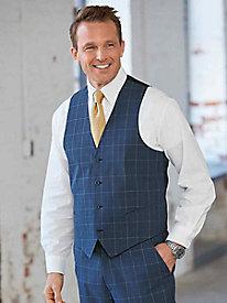 Men's Vintage Inspired Vests Gabardine Vest $19.99 AT vintagedancer.com